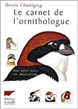 Le carnet de l'ornithologue