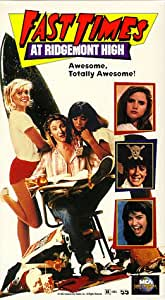 Fast Times at Ridgemont High [VHS]