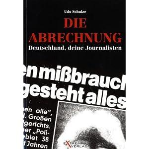 eBook Cover für  Die Abrechnung Deutschland deine Journalisten