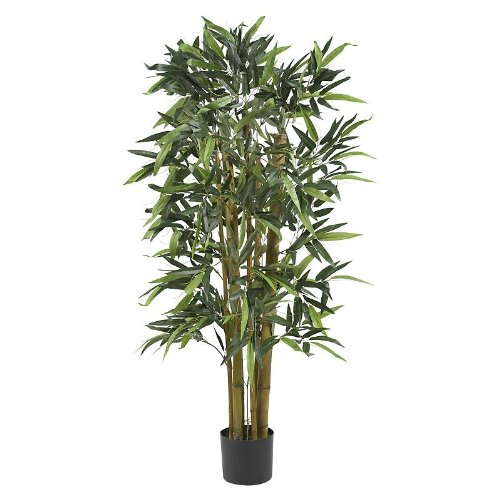 4' Biggy Bamboo Silk Tree