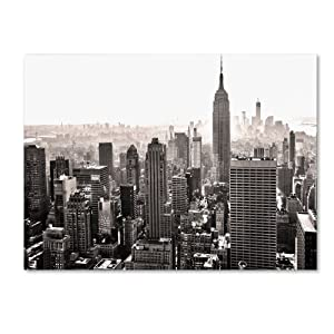 CATeyes 'Manhattan' Canvas Art