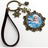 Disney Frozen Elsa Keychain / Key Ring 01