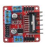 99020601 L298N Dual H Bridge DC Stepper Motor Drive Controller Board Module