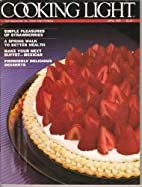 Cooking Light April 1987, Vol. 1, No. 1 by…