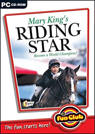 PC Fun Club: - Mary King's Riding Star (PC CD)
