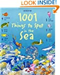 1001 Things to Spot in the Sea (Usbor...