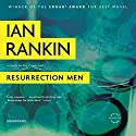 Resurrection Men Audiobook by Ian Rankin Narrated by James Macpherson