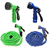 Magic Hose 15M/ 50 Feet Expandable Garden Hose For Car Washing 50Ft Garden Hose (Colours May Vary)