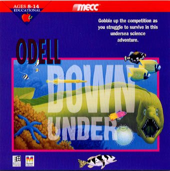 Odell Down Under - Ages 8 to 14 - Jewel Case