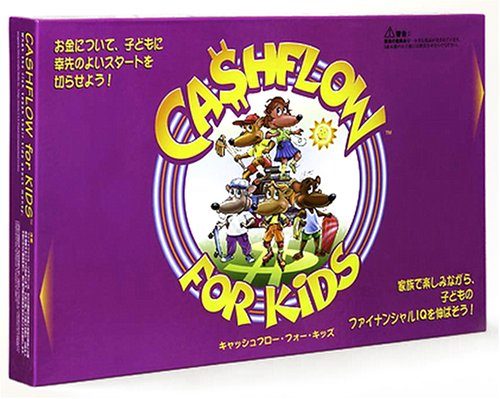 Cash flow for kids (Japan version)