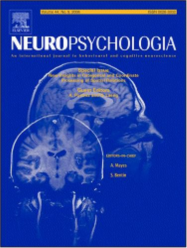 Pointing to places and spaces in a patient with visual form agnosia [An article from: Neuropsychologia]