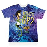 Sanjay & Craig: What's Up Tie Dye Tee - Youth