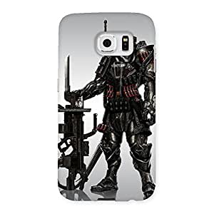 Weapon Sam X Back Case Cover for Samsung Galaxy S6