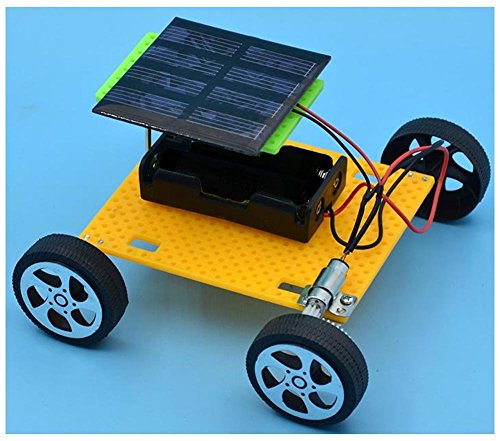 the yellow solar powered toy car kit 12 x 10 x 10 cm a solar powered toy is solar car science project solar car project or solar toy car for solar
