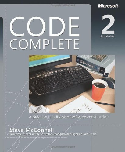 Image of Code Complete: A Practical Handbook of Software Construction