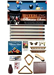 Sterling Platinum Series Accessory Package, Mahogany