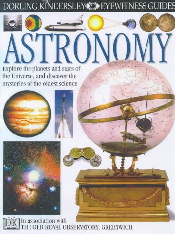 Astronomy (Eyewitness Guides)