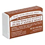 Dr. Bronner's Magic Soaps Pure-Castil...