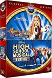 echange, troc Hannah Montana et Miley Cyrus - Le film concert événement + High School Musical (Remix)