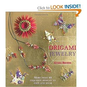 Origami Jewelry - Ayako Brodek