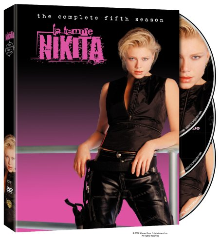 La Femme Nikita: Complete Fifth Season [DVD] [Import]
