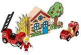 Brio 33685000 - Estación de bomberos