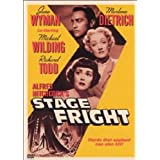 Stage Fright [1950] [DVD]by Alfred Hitchcock