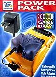 echange, troc Battery pack bleu : adaptateur secteur + batterie rechargeable