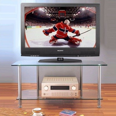 Cheap AGR Series 2-Shelf Plasma/LCD 44″ TV Stand (AGR-44B)