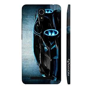 Enthopia Designer Hardshell Case Mean Machine 2 Back Cover for Asus Zenfone 6