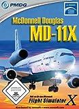 Flight Simulator X - McDonnell Douglas MD-11X (Add-On)