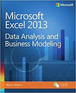 Microsoft Excel Data Analysis and Business Modeling 5th