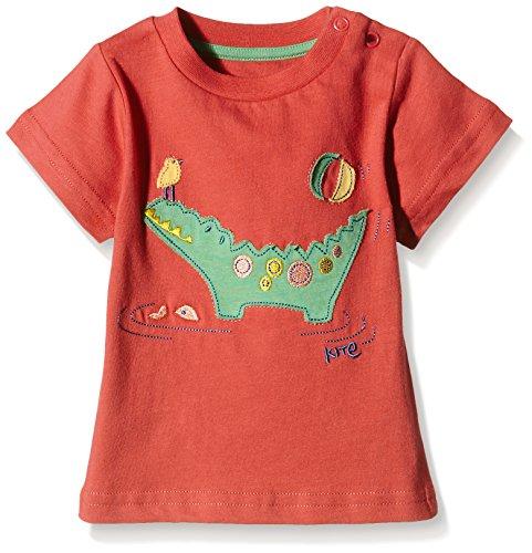kite-baby-boys-crocodile-round-collar-short-sleeve-t-shirt-red-3-6-months