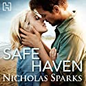 Safe Haven (       UNABRIDGED) by Nicholas Sparks Narrated by Rebecca Lowman