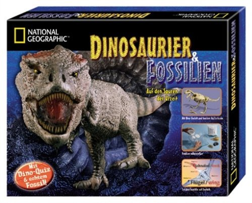 Kosmos - National Geographic - Dinosaurier & Fossilien