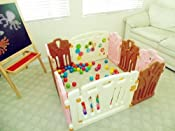 Puzzle And Beep Fun Baby Playpen Kid Play Zone 10