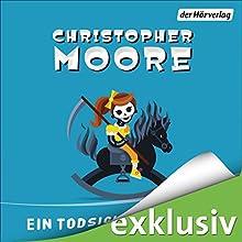 Ein todsicherer Plan Hörbuch von Christopher Moore Gesprochen von: Simon Jäger
