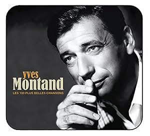 Les 100 Plus Belles Chansons : Yves Montand (Coffret 5 CD)
