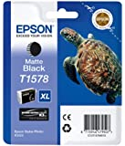 Epson T1578 Print Cartridge - Matte Black