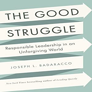 The Good Struggle Audiobook