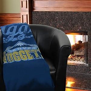 San Diego Chargers Sweatshirt Throw Blanket by Northwest