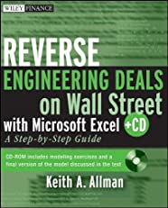 Reverse Engineering Deals on Wall Street with Microsoft Excel: A Step-by-Step Guide (Wiley Finance)