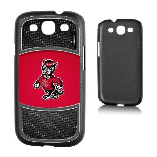 North Carolina State Wolfpack Galaxy S3 Slim Case officially licensed by North Carolina State University for the Samsung Galaxy S3 by keyscaper® Sleek Light Durable Precise Rigid (Baseball Samsung Galaxy S3 Case compare prices)