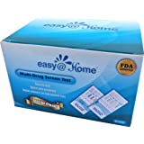 25 Pack Easy@Home 12 Panel Instant Urine Drug Test Kits - THC,COC,OPI 2000,MET,OXY,AMP,BAR,BZO,MTD,MDMA,PCP,PPX #EDOAP-1124 (25 Tests)