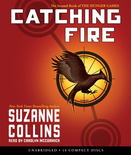 Catching Fire (The Hunger Games, Book 2) Audiobook on CD