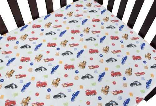 How to get Disney Jr Junction Fast Friends Fitted Sheet online