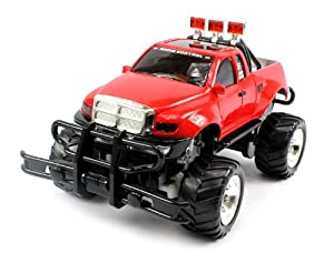 Velocity Toys Dodge Ram Racing Electric RC Truck 1:14 RTR (Colors May Vary) at Sears.com