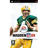 MADDEN NFL 09 (PSP)by Electronic Arts
