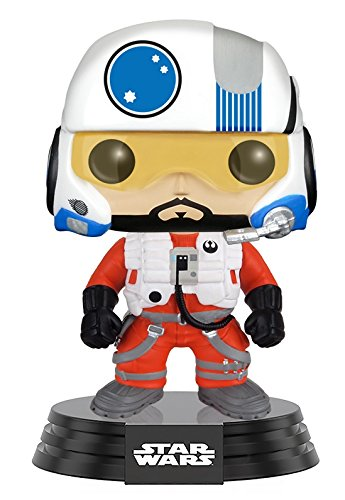 Funko POP Star Wars: Episode 7: The Force Awakens Figure - Snap Wexley