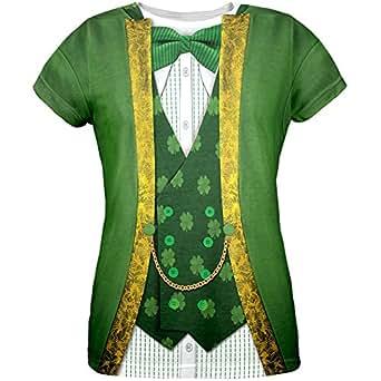 st patricks day leprechaun costume all